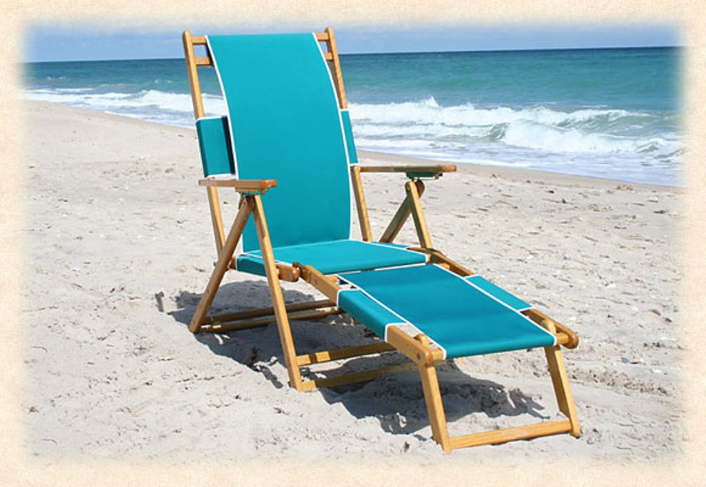 Beach Chair With Footrest Massive Tons Edoctor Home Designs