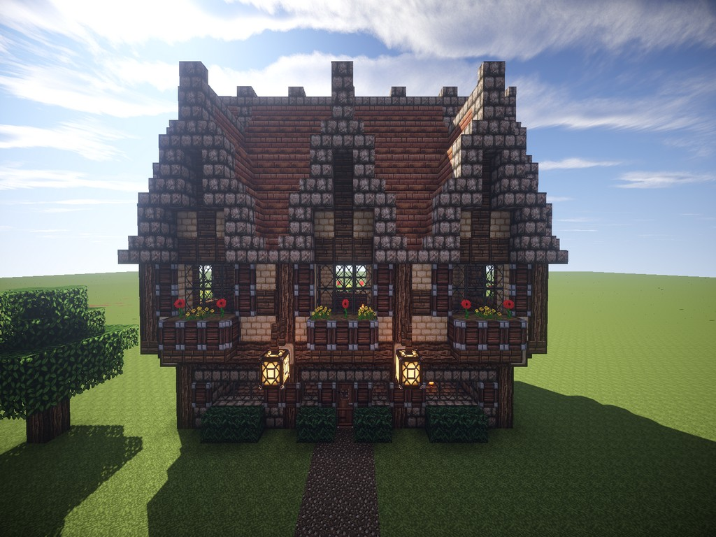 Small Medieval House Minecraft Gallery - Get Small House Design Minecraft Pictures