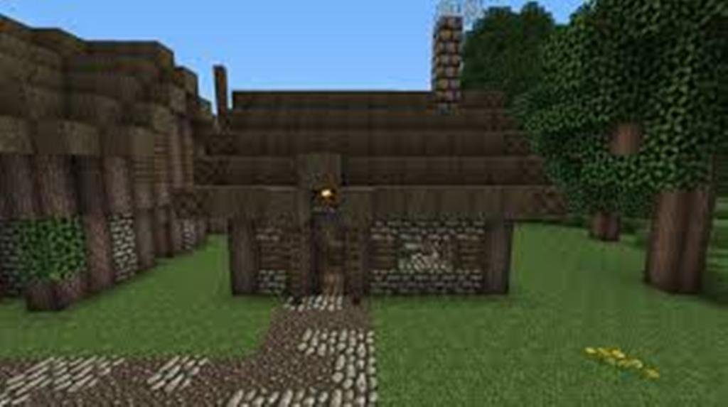 Small Medieval House Minecraft Designs Edoctor Home Designs