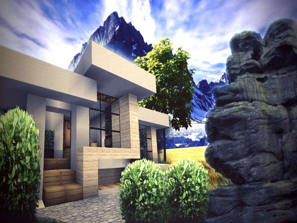 Decorate A Small Modern Minecraft House — Edoctor Home Designs on all modern home, art modern home, epic modern home, build modern home, cool modern home, minecrfat modern home, my modern home, mc modern home,